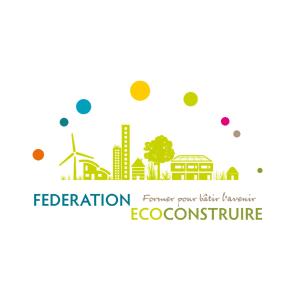Fédération eco-construire logo