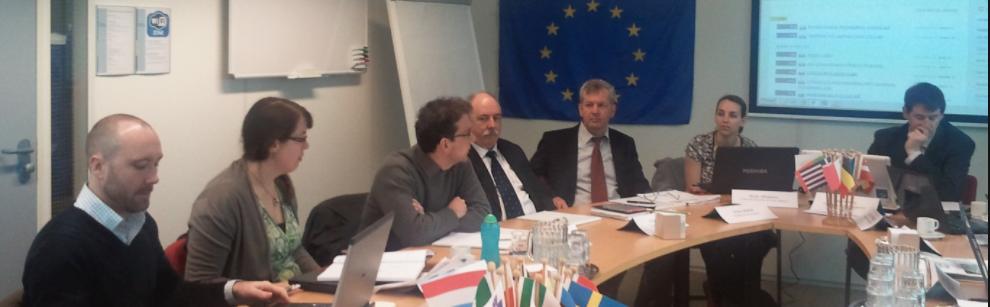 réunion sur l athématique de l'Europe