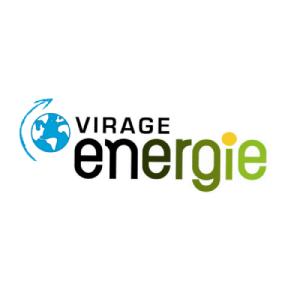 Virage énergie logo