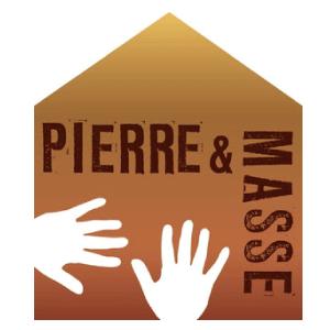 Association Pierre et masse logo